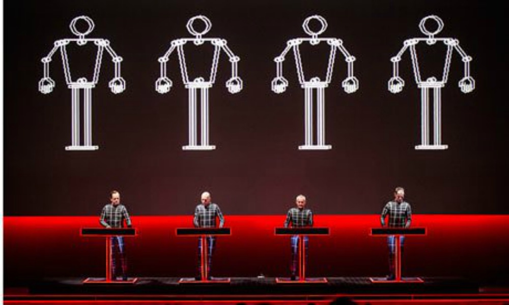 Kraftwerk Gets the China Block
