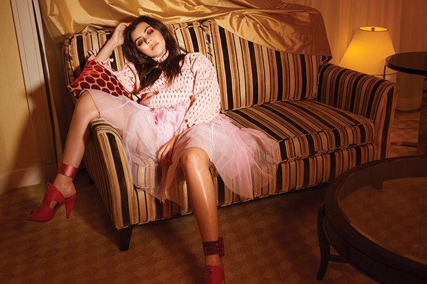 Charli XCX Poses For '#Legend'