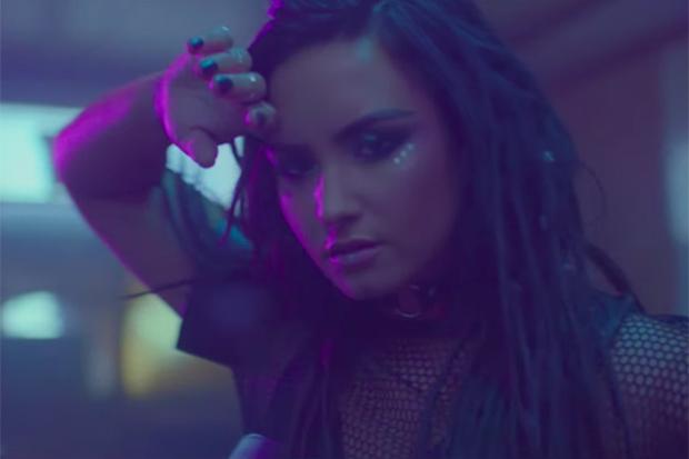 Demi & Cheat Codes' 'No Promises' Video