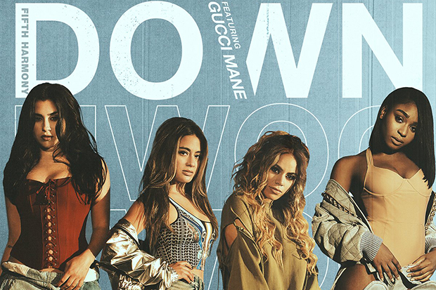 "Fifth Harmony Returns With ""Down"""