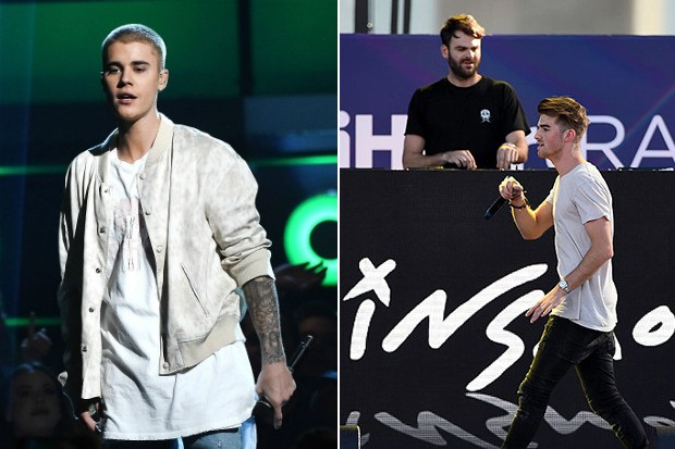 The Chainsmokers x Justin Bieber?