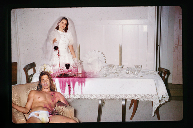 Lana Del Rey x David LaChapelle Is Iconic