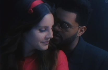 Lana Del Rey & The Weeknd's Dreamy