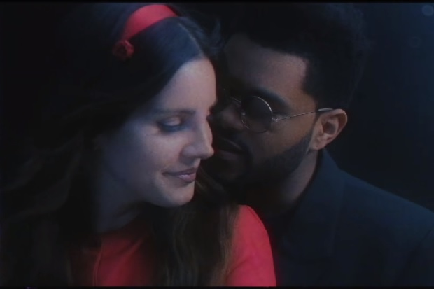 Lana & The Weeknd's 'Lust For Life' Video