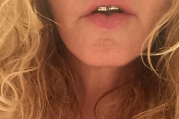 Madonna Posts Nudes On Instagram