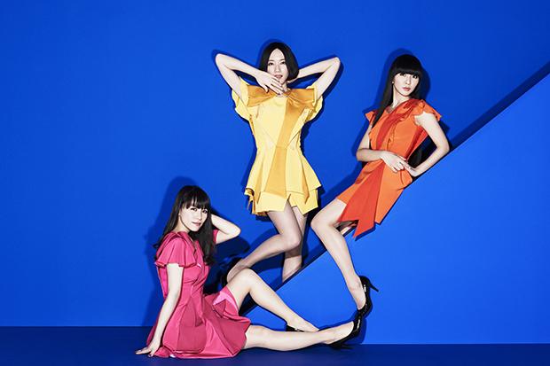 Perfume Named Top J-Pop Girl Group