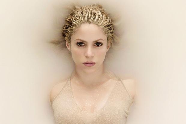 Shakira Reveals The Tracklist Of 'El Dorado'