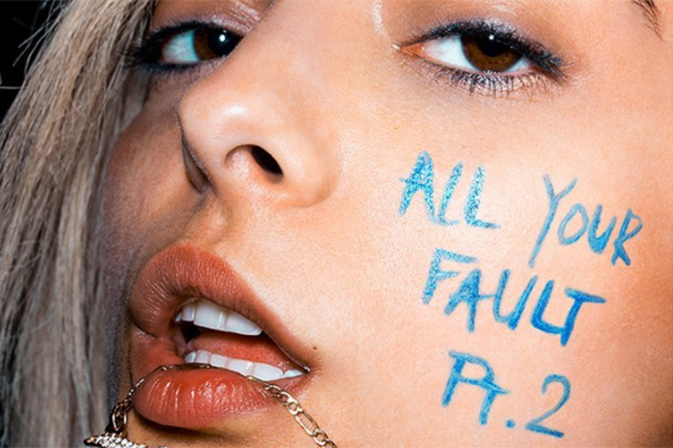 Bebe Rexha's 'All Your Fault Pt. 2'
