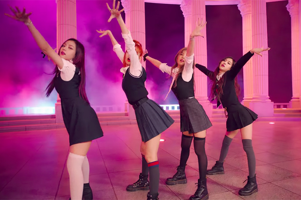 BLACKPINK's 'As If It's Your Last' Video