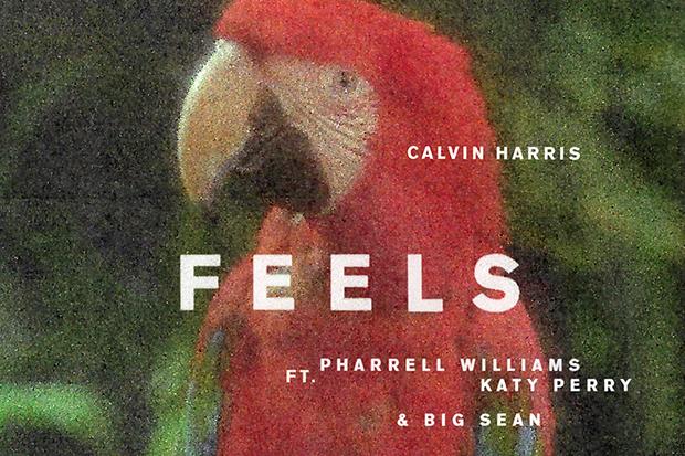 Calvin Harris Drops Star-Studded 'Feels'