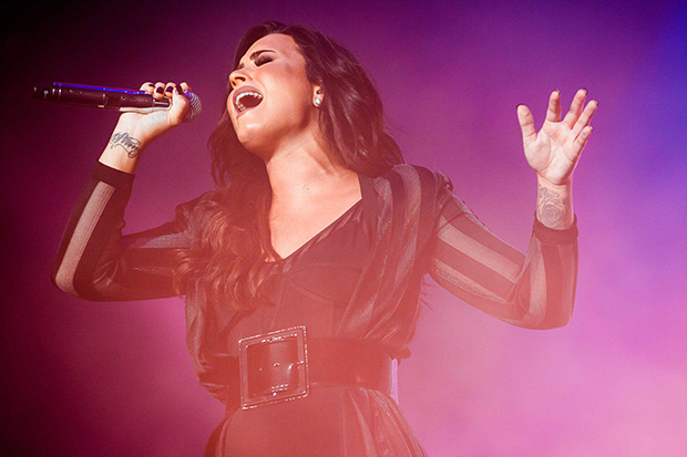 Demi Lovato Teases A New Single