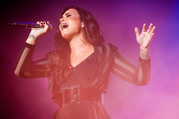 Demi Lovato Teams Up With Jax Jones