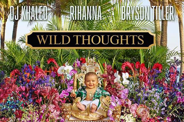 "DJ Khaled & Rihanna's ""Wild Thoughts"""