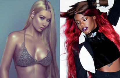 An Iggy Azalea & Azealia Banks Collaboration?