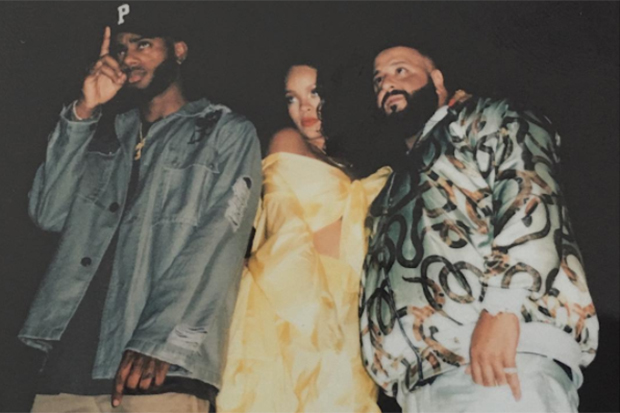 Rihanna Features On DJ Khaled's New Single