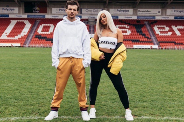 Louis & Bebe Announce 'Back To You'