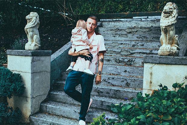 Macklemore Drops 'Glorious' New Single