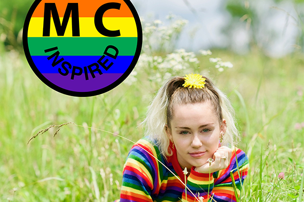 "Miley Goes Country On ""Inspired"""