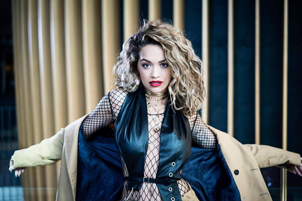Rita Ora Hints At Album Release Date