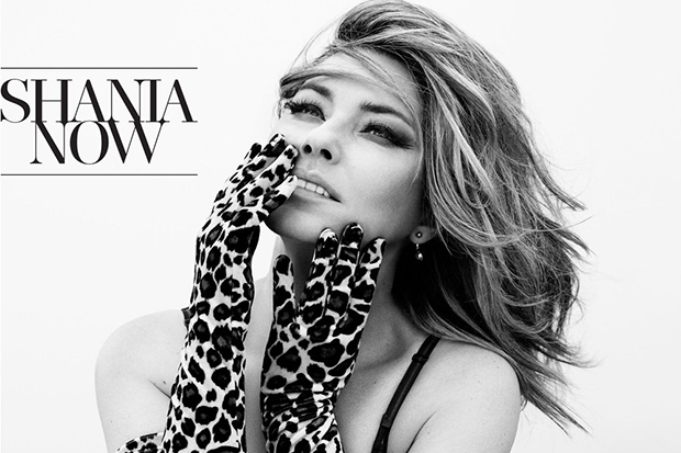 'Shania Now': Cover & Release Date