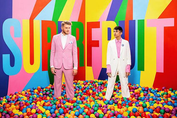 SUPERFRUIT Announces 'Future Friends' EP