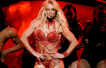 Britney Spears' 10 Best Performances