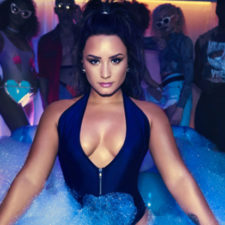 Demi Lovato's Star-Studded