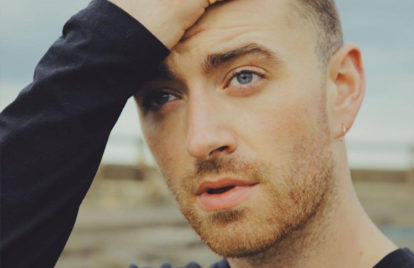 Sam Smith Shares Photos From Video Shoot