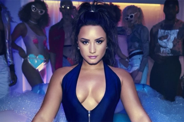 Demi Lovato's 'Sorry Not Sorry'