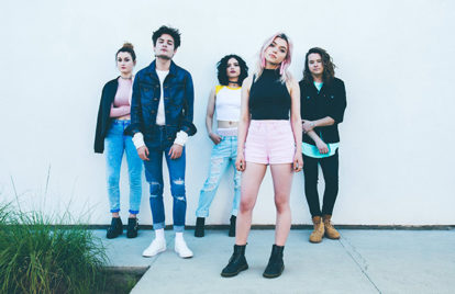 Hey Violet talks New LP 'From The Outside': Interview