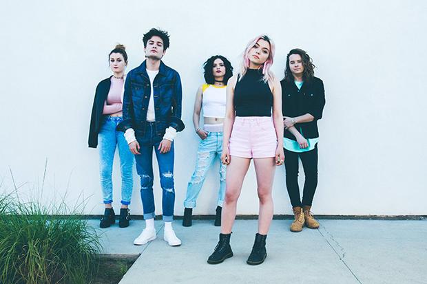 Rena Lovelis On Hey Violet's New LP