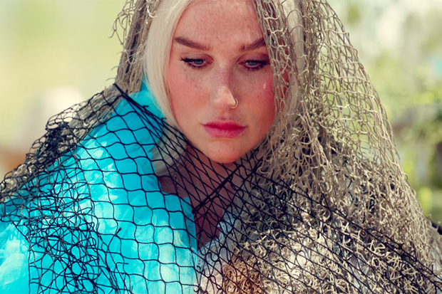 Kesha's Powerful 'Praying' Video