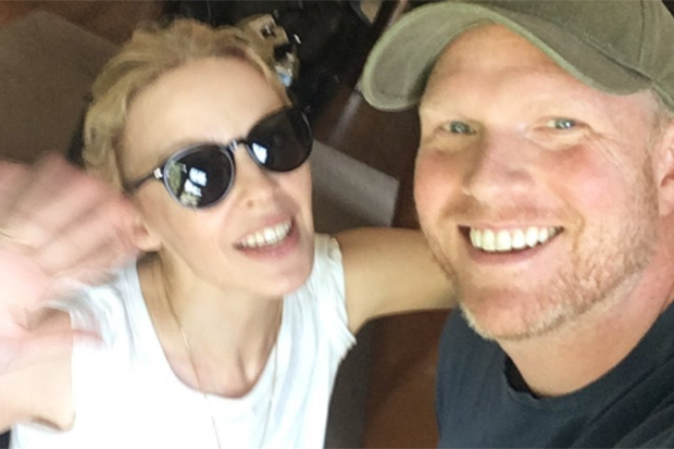 Kylie Minogue's Nashville Adventure
