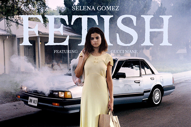 Selena Gomez's Catchy 'Fetish'