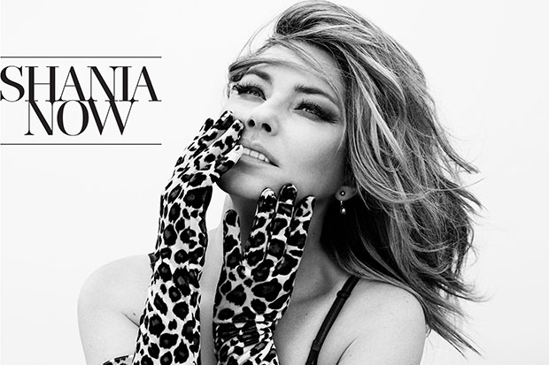 Shania's Quirky Buzz Track 'Poor Me'