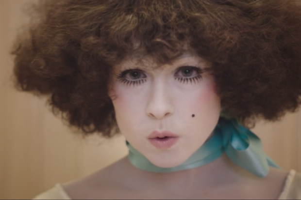 Allie X Is A Misused Doll In 'Paper Love'