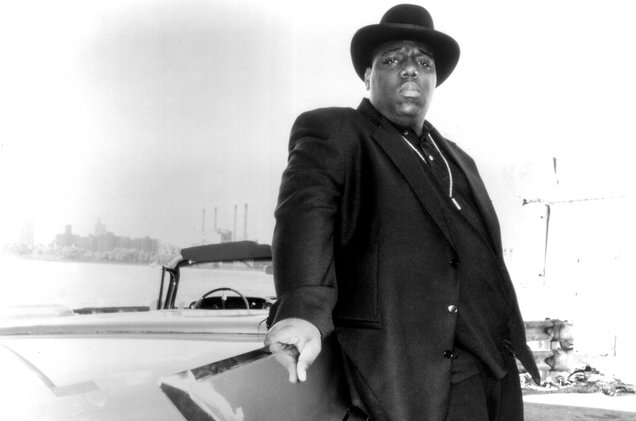 Biggie Was Fatally Wounded In A Drive-By