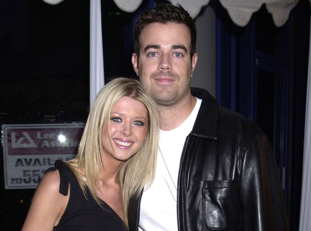 Carson Daly Dates TRL Guest Tara Reid, Leaves The Show