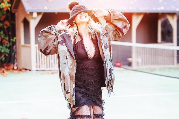 Dannii Minogue Announces 'Holding On'