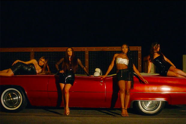 Fifth Harmony's 'Angel' Video