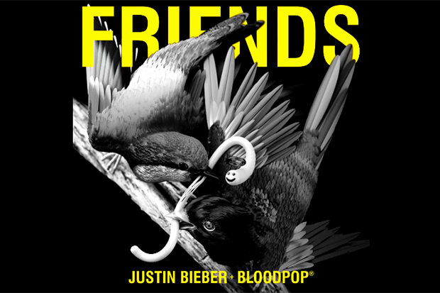 Justin Bieber & BloodPop's 'Friends'