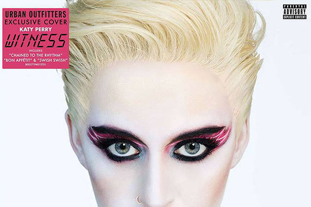 Katy Perry's 'Witness' Vinyl