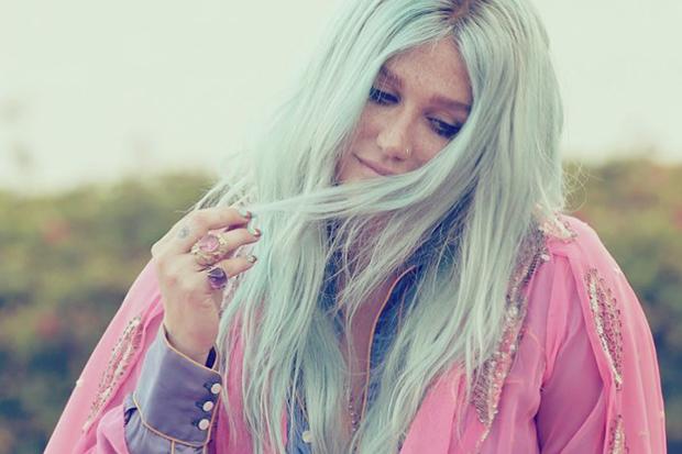 Kesha Announces The 'Rainbow Tour'