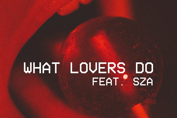 Maroon 5 & SZA's 'What Lovers Do'