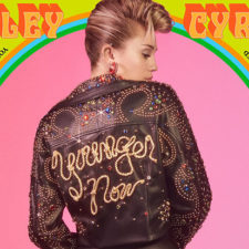 Miley Cyrus Unveils Tracklist Of 'Younger Now'