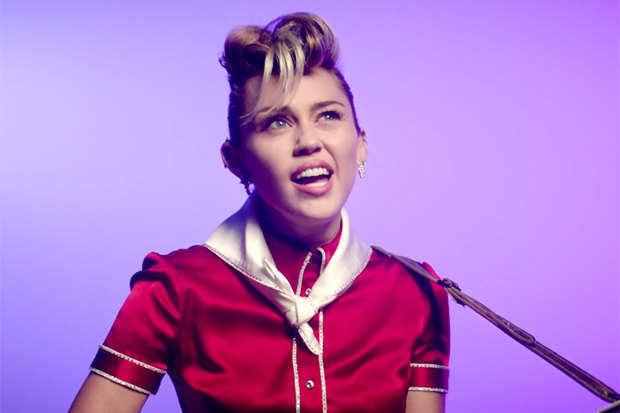 Miley's 'Younger Now' Video