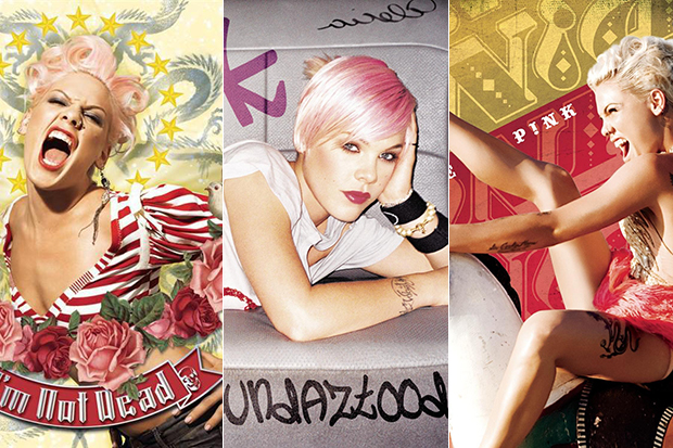 Pink's Studio Albums: Revisited & Ranked