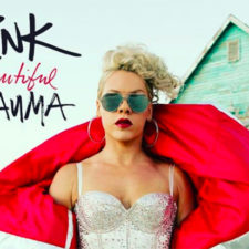 Pink Unveils The Tracklist Of 'Beautiful Trauma'