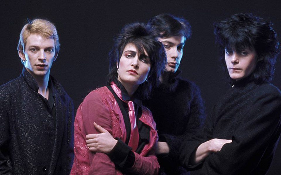 Siouxsie Sioux Leads This Classic Band