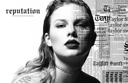 Taylor Swift's 6th Studio Album Is 'Reputation'